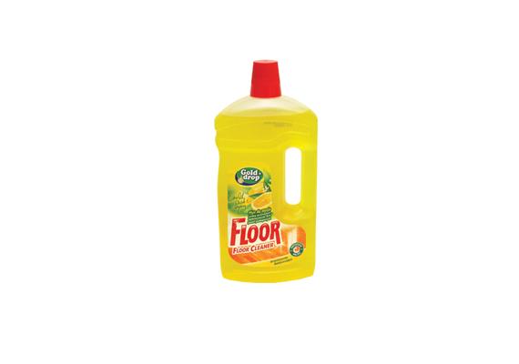 A padlótisztítók nem olcsók, de a Floor csak 360-400 forintba kerül, ráadásul csempét és falfelületet is lemoshatsz vele.
