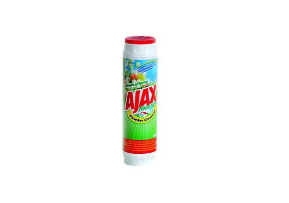 Az Ajax súrolóporát már 260-280 forint körül megkaphatod.