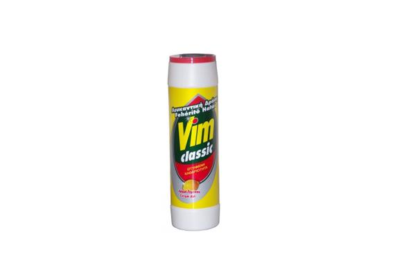 A hagyományos Vim súrolópor mindössze 250-270 forintba kerül.