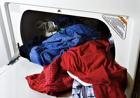 A ruhaszárító gépről is köztudott, hogy sokat fogyaszt.