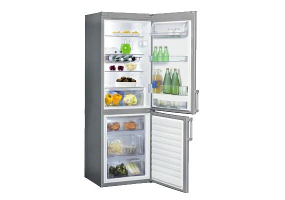 A WHIRLPOOL WBE 2614 W nevű, A+ energiaosztályú modell fogyasztása évi 248 kWh. Az alulfagyasztós hűtőszekrény ára 80 ezer forint körül mozog.