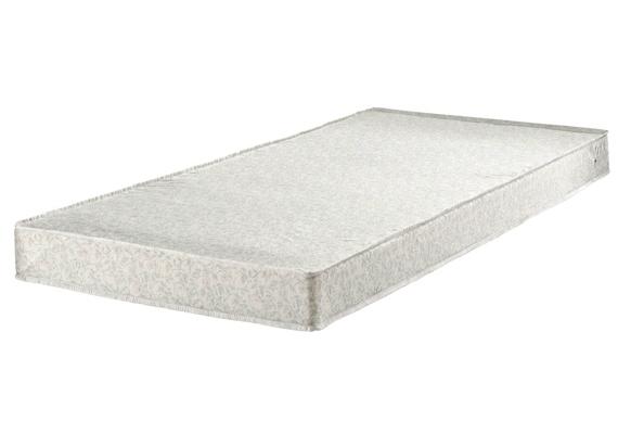 Ezt a rugókkal ellátott, normál keménységű matracot a JYSK-ben 11 000 forintért kínálják.