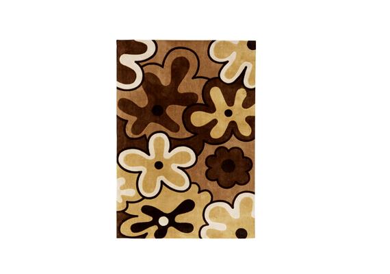A JYSK-nél található meg a VIRGINIA nevű, 140x200 centiméteres, virágos szőnyeg, mely 15 ezer forintba kerül.