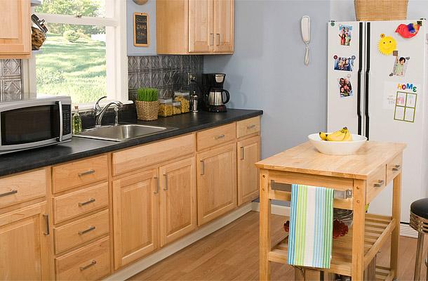 Parányi a konyhád? 12 lakberendezési trükk, amitől tágasnak tűnik ...