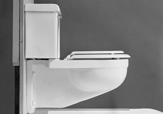 Ha nem tudod eltávolítani a makacs szennyeződéseket a WC-ből, dobj bele néhány pezsgőtablettát, majd hagyd hatni.