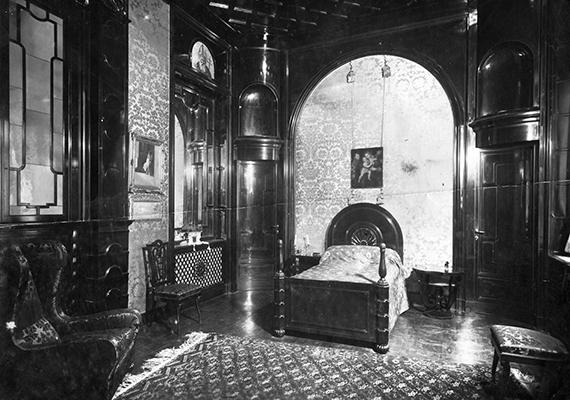 Előkelő körülményeket tükröz ez a fotó 1912-ből.