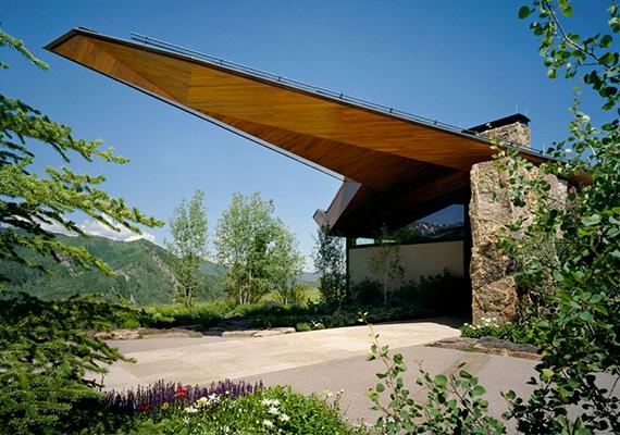 Az Amerikai Egyesült Államokban Aspennél, Coloradóban vásárolt magának ingatlant - a képen a Wildcat Ridge látható.