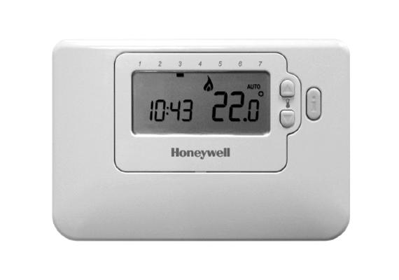 A Honeywell CM 707 termosztát, melyet a Kazánszalon webáruházban 13 959 forintért vehetsz meg, szintén részletesen programozható, és a szabadság üzemmód is bekapcsolható rajta.