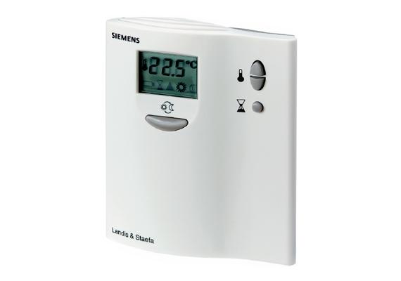 Bár a Siemens RDD10.1 szobatermosztátot nem lehet programozni, választani lehet normál, illetve energiatakarékos mód között. A Fűtésüzletház webáruházban 8180 forintért találtuk meg.