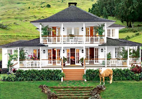 A showbiznisz nagyasszonyának, Oprah Winfrey-nek Hawaiion, Mauin van nyaralója.