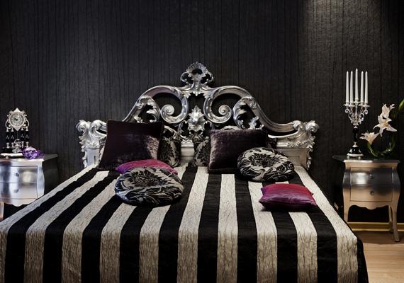 A fekete nemcsak a hálószobában, de a lakás egész területén tabunak számít, a sötét szín ugyanis magába szívja minden életenergiádat.