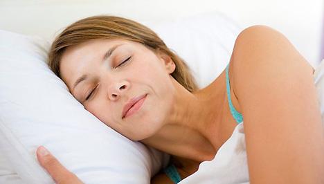 Hogyan lehet lefogyni alvás közben, könnyedén lefogy