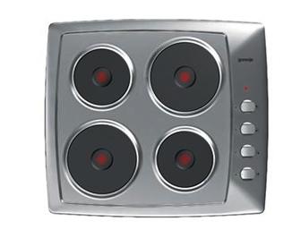 Gorenje E61AX elektromos főzőlap - 29 900 forint