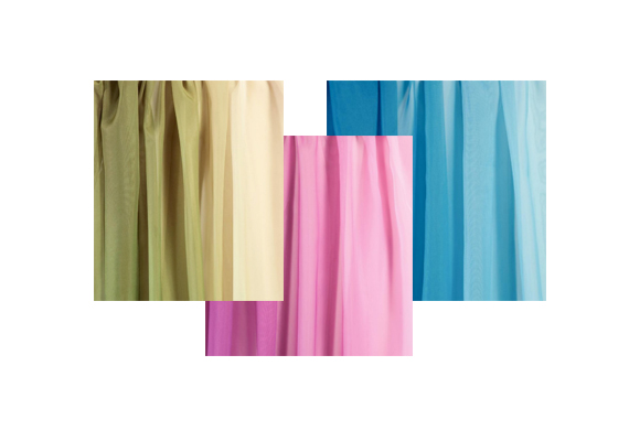 A KIKA Rainbow készfüggönye több színben is kapható, 4999 forintért.