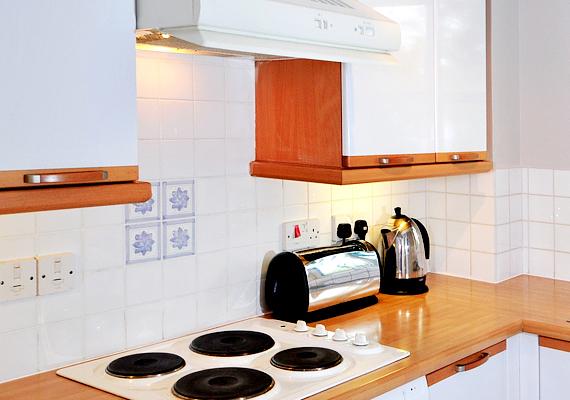 A konyhai szagelszívó is életveszélyes lehet, ha nem figyelsz. Ha szeretnéd tudni, miért, kattints ide!