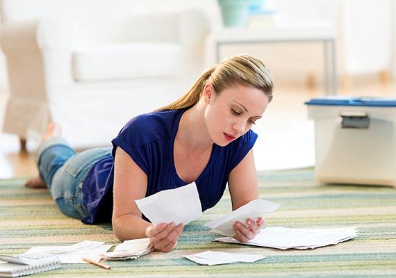 Egy amerikai kutatás szerint bizonyos házimunkák, illetve háztartási teendők a vérnyomás-emelkedés miatt lehetnek problémásak. Ilyen például a csekkek, iratok rendezése is.