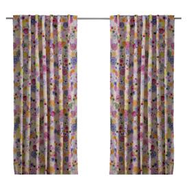 IKEA Renate Floral készfüggöny - 3990 forint
