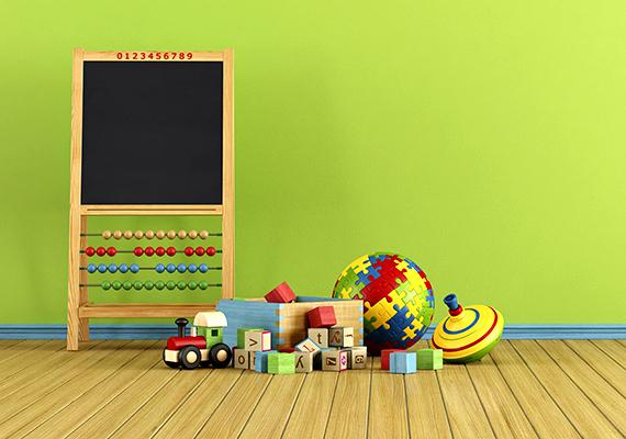A gyerekszoba esetében is ideális a zöld, különösen, ha több gyerkőc, például egy fiú és egy lány közös szobájáról van szó. Ebben az esetben válaszd élénk, vidám árnyalatait a tompább és fakóbb tónusok helyett.