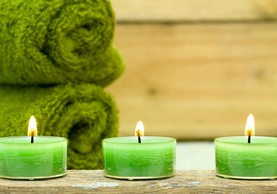 Ha nincs lehetőséged falakat festeni, illetve nagyobb felületeken alkalmazni a zöld színt, kiegészítők formájában is bevetheted.