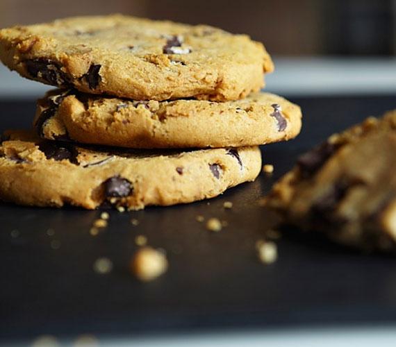 Egy jó adag ropogós kekszet bármikor összedobhatsz, és elméletileg jó ideig el is áll.
