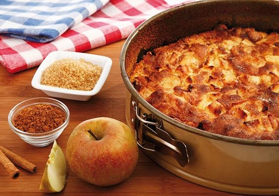 Almás pite                         A friss, omlós piténél kevés jobb dolog van, ami a konyhában készülhet, a jellegzetes illat már messziről elárulja, hogy valamilyen finomság sül. A hagyományos receptet dobd fel egy kis fahéjjal, hogy még illatosabb és ínycsiklandóbb legyen az édesség. A receptjét itt találod.