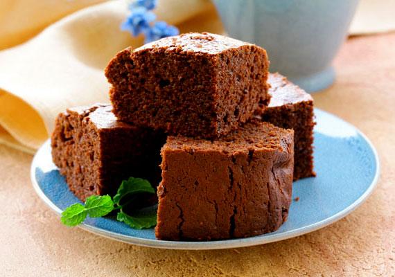 Ha szereted a csokoládét, akkor ezt a sütit imádni fogod, mert nemcsak isteni, de gluténmentes is, és paleósok is ehetnek belőle egy-egy szeletet. A lisztmentes süti receptjéért kattints ide!