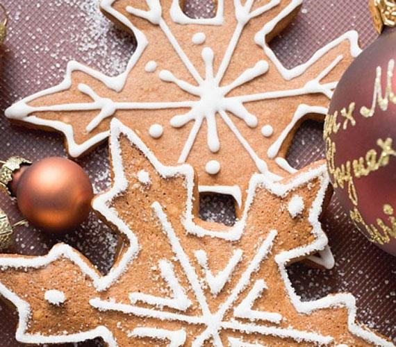 Ha a fehér karácsony nem is biztos, a lakásodban még helye van a hópelyheknek, ha máshogy nem, mézeskalácsként biztosan, és mivel minden hópehely egyedi, csak a képzeleted szabhat határt.
