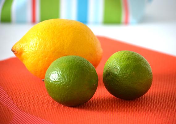A citrom és a lime a nyári hűsítő italok alapja. Mindkettőből találsz az AsiaCenterben!