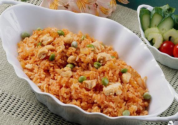 A napközi egyik kedvence volt a bácskai rizses hús.