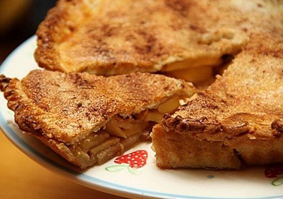 Almás-fahéjas süti                         Az alma és a fahéj együtt szenzációs párost alkotnak, ha együtt sülnek, akkor már az illatuk messziről jelzi, hogy itt valami nagyon kellemes finomság készül. Ezt a sütit gyakorlatilag bármilyen kedvenc lekvárral feldobhatod, de magában is szenzációs. A receptjét itt találod!