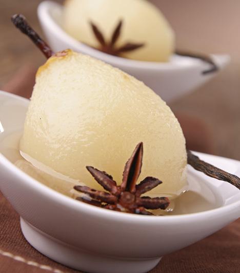 Forró csokis párolt körte  Egyszerű, de nagyszerű csokis-gyümölcsös édesség a hűvös őszi estékre  Látványos, de könnyen készíthető »