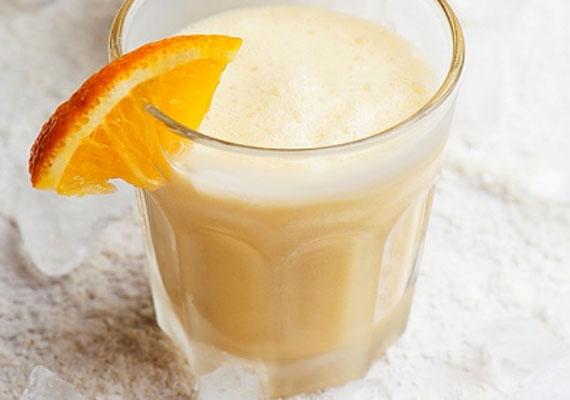 NarancsturmixA fogyókúrázók, diétázók első számú kedvenc reggelije, A-, B- és C-vitamint tartalmaz jelentős részben, így jót tesz a látásodnak és a bőrödnek is.