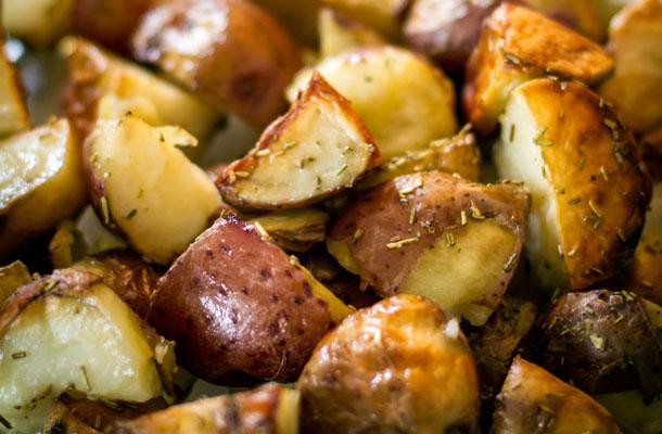 Lehet a sült krumpli is diétás fogás - Blikk