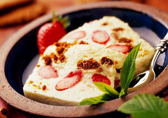 Még a tortáról sem kell lemondanod a melegben, csupán a hűtőben kell megszilárdítani. Sütésmentes mascarponetorta »