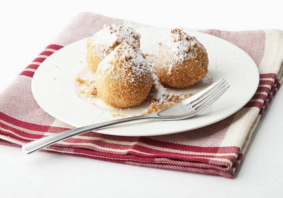 Szilvás gombóc                         A desszert, ami már számtalan fellépésen túl van, akár a színpadra, akár a filmvászonra gondolunk, az egyik legfinomabb édesség, nem véletlenül ihlette meg több nagyszerű alkotónkat is, egyszerűen megunhatatlan.