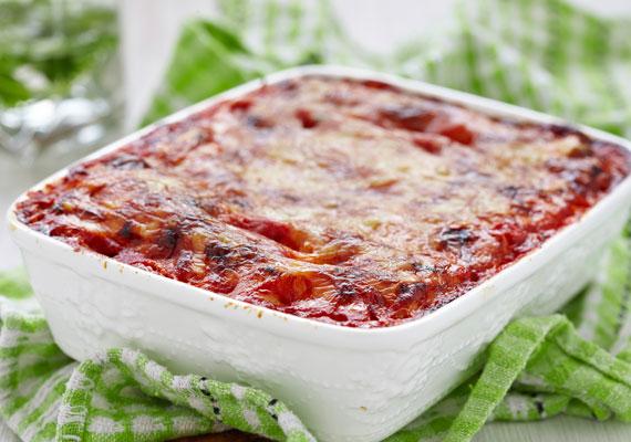 Manicotti                         Az olaszok töltött palacsintája még nem hódította meg úgy a világot, mint a lasagne vagy a pizza, de jó esélyei vannak erre, hiszen ellenállhatatlanul finom étel - ha egyszer megkóstolod, örökre a kedvenced lesz.
