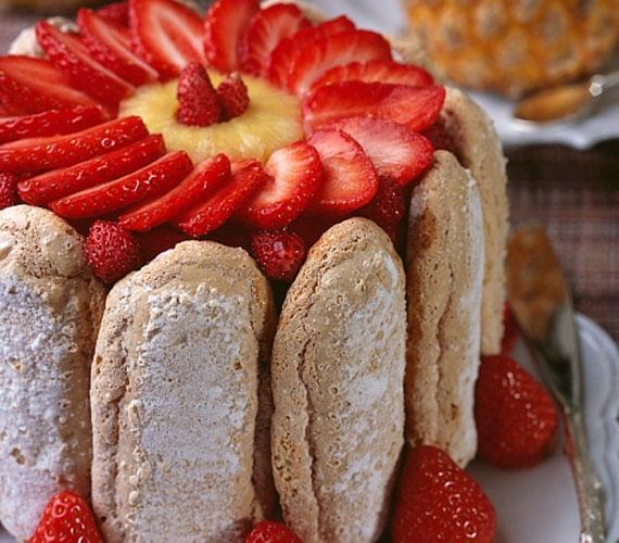 A legjobb sütemények egyik fő ismérve, hogy készítésük pofonegyszerű, ilyen a babapiskótás-túrós-gyümölcsös sütemény is, amit akár kisebb tortának is elkészíthetsz, és alig kell vele pepecselned.