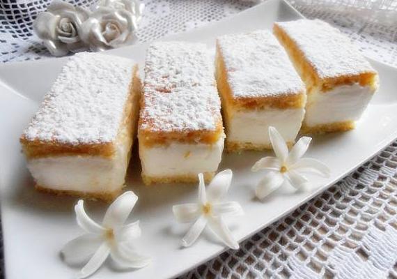 Klasszikus sütemény a francia krémes. Mi egy kicsit megvariáltuk, hogy izgalmasabb legyen »
