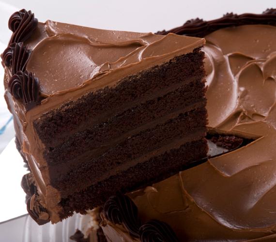 Csokitorta  A testet-lelket melengető krémes süteményre vágysz, egy klasszikus csokitorta a legmegfelelőbb választás.