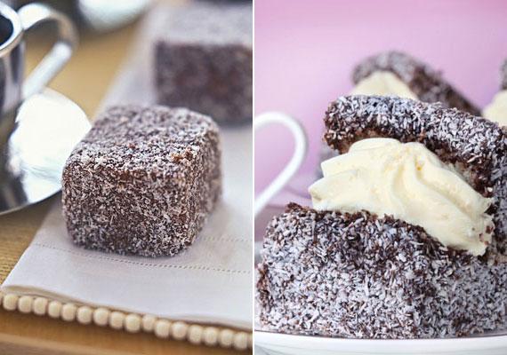 Omlós, puha kókuszos édesség sütés nélkül.