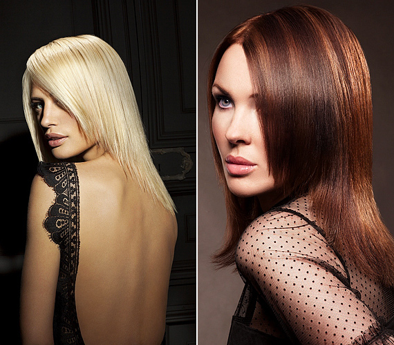 A vékony szálú hajat teljes semlegességbe taszítják a lépcsőzetesre vágott, ritkított hajvégű frizurák. Az egyenes, esés nélküli tincseket sprődnek, erőltetetten merevnek láttathatják. A laza rétegek azonban mozgalmasságot vinnének az esetlen hajba.