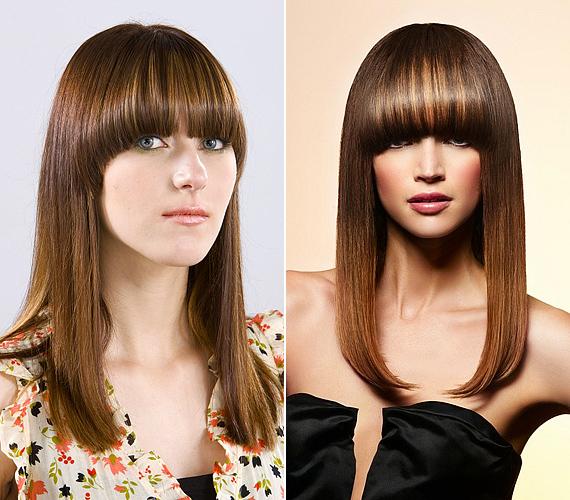 A gombafrufru nemcsak a tekintet varázsát lopja el, hanem tömörségével parókaszerűvé teszi a hosszú hajat, mert az egész frizura statikus lesz tőle.