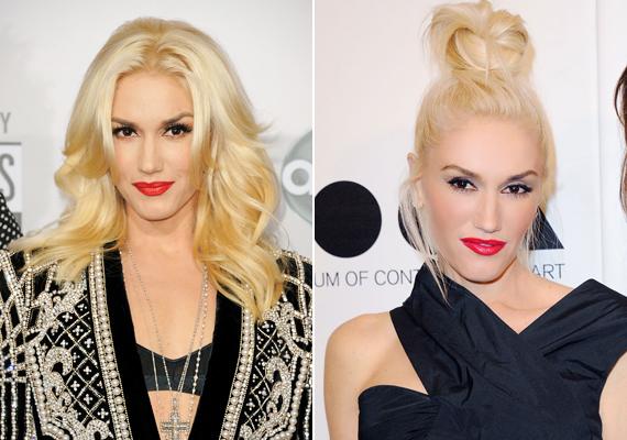 Gwen Stefani kitűnő sminkje majdhogynem mindig makulátlan. Ettől sokkal magabiztosabbnak, ezáltal pedig vonzóbbnak tűnik az énekesnő.