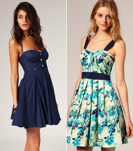Mellnövelő rucik  Bizonyos ruhák tényleg csak akkor állnak jól az ember lányán, ha van mit domborítania bennük. Ám nem kell végleg lemondanod a merészebb dekoltázsokról, ha nem túl nagy a cicid. Egy nyakba köthető, mellkosaras kialakítású ruhával felpolcolhatod a látványt, különösen, ha derékban karcsúsított a fazonja, mert a szűkülő vonalakkal még nagyobb kontrasztot teremthetsz, hogy feltűnőbbek legyenek az ütközőid. Szintén hatásos lehet a mintás, félköríves, rétegelt anyagú mellrész.