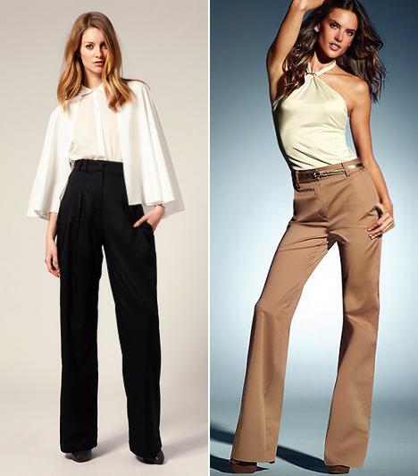 A legjobb karcsúsító nadrágfazonok - Szépség és divat | Femina