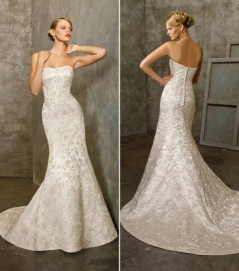 Képek! A 12 legszebb menyasszonyi ruha a szezonban - Szépség és ... aef5867efb