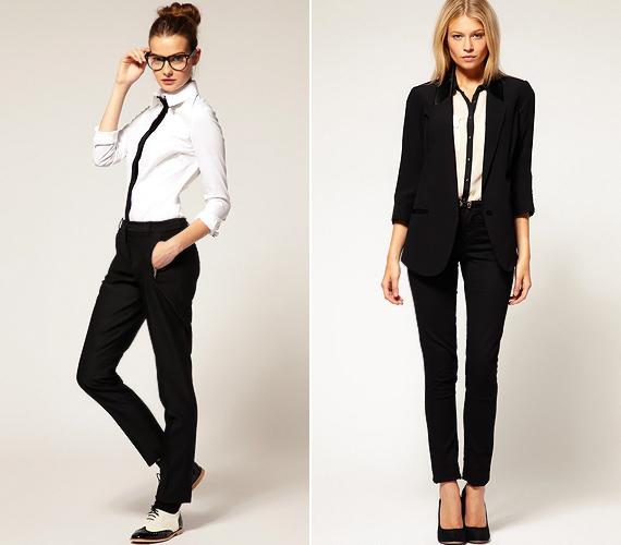 Annie Lennox korszakát idézi a nyolcvanas évek elegáns maszkulin trendje, melynek alapdarabja a férfias fehér ing. Lezseren és nőiesen is viselheted.