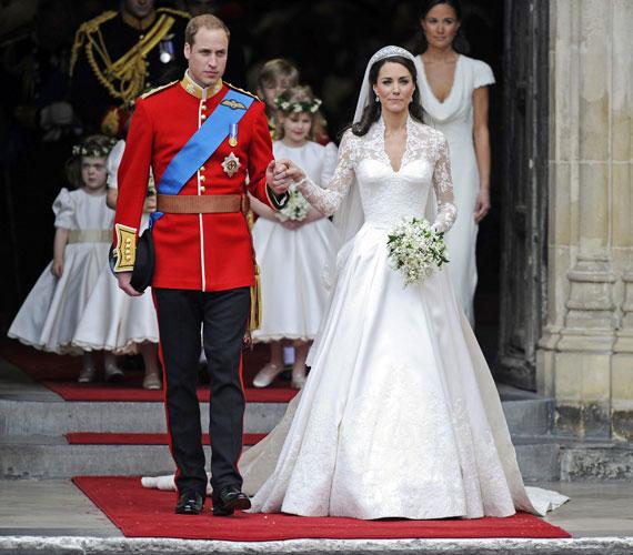 Valószínűleg minden idők egyik legstresszesebb esküvője volt a menyasszony számára a királyi frigy.