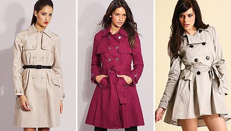 Szexi átmeneti kabátok körképe - Szépség és divat  9f0fdb8e82