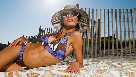 Nagy szexi bikinimustra alkat szerint - Szépség és divat  73a2905443